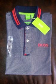 Polera Slim Fit Hugo Boss Modelo