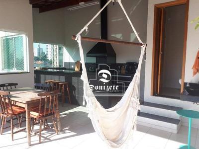 Sobrado Com 3 Dormitórios À Venda, 230 M² Por R$ 850.000 - Vila Guiomar - Santo André/sp - So2486