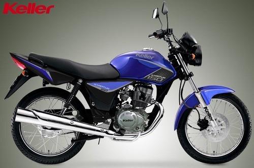 Keller 150cc Stratus Base Motozuni Moreno