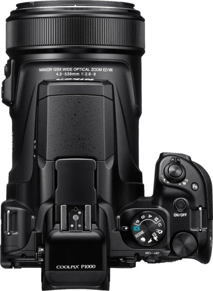Nikon Coolpix 1000 4k