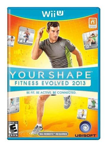 Your Shape Fitness Evolved 2013 Wii U Mídia Física Lacrado