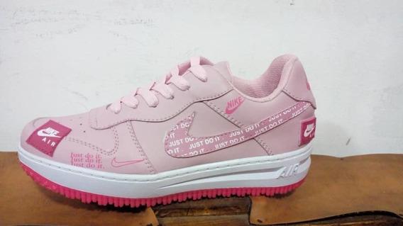Zapatos Tenis Deportivos Botas Nike