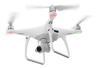 Drone Dji Phantom 4 Pro Plus - Com Tela Integrada, 4k Gps