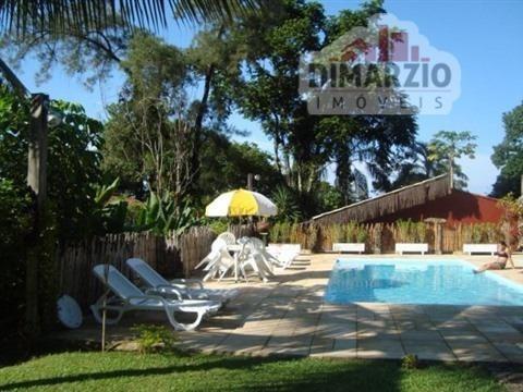 Casa Residencial À Venda, Juquey, São Sebastião - Ca0269. - Ca0269