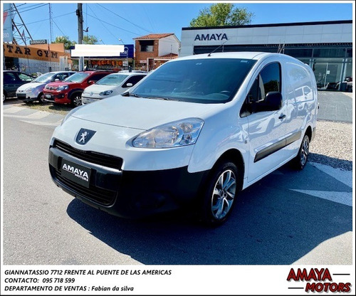 Peugeot Partner B9 Furgon Amaya Motors!!!