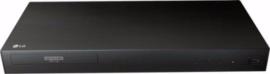Blu-ray Lg Up875 4k Ultra Hd 3d Player