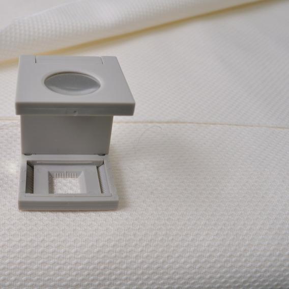 Lote Tecido Crepe Creme Texturizado Compr 5,0m X Larg 1,40m