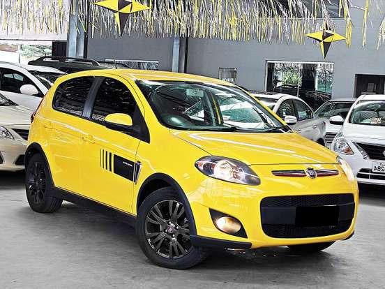 Fiat Palio 1.6 Mpi Sporting 16v Flex
