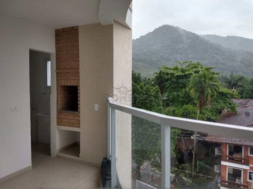 Apartamento Com 2 Dorms, Centro, Ubatuba - R$ 375 Mil, Cod: 1455 - V1455