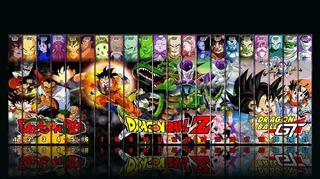 Dragon Ball Z - Gt Coleccion Completa Dvd