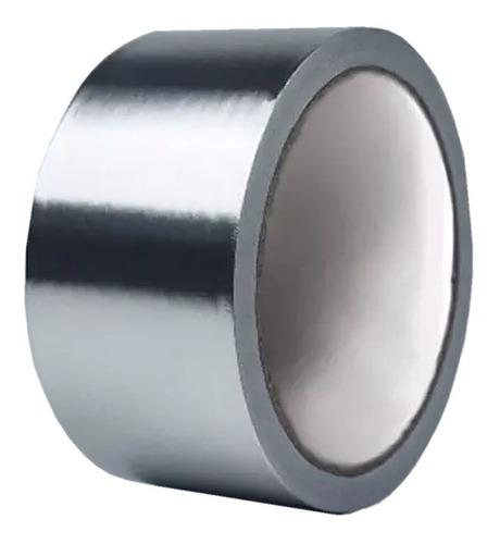 Cinta De Aluminio 5 Cm X 20 Mts