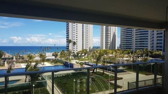 Apartamento Em Pituaçu, Salvador/ba De 200m² 3 Quartos À Venda Por R$ 1.180.000,00 - Ap254603