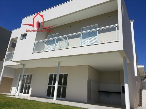 Casa A Venda No Bairro Parque Cecap Em Jundiaí - Sp.  - 221-1