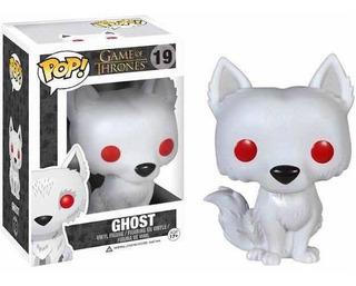 Funko Pop Ghost 19 Game Of Thrones Envío Gratis