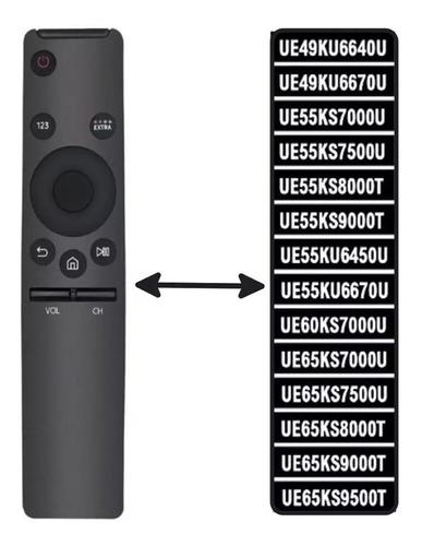 Control Remoto Smartv Samsung 4k Generico Bn59-01259b Nuevo