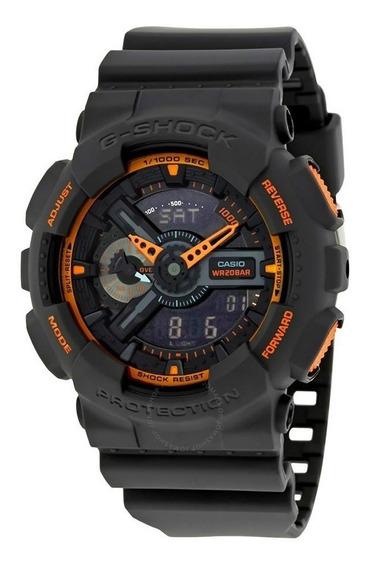 Casio G Shock Ga-110ts-1a4 Reloj Caballero, Por Kronocity
