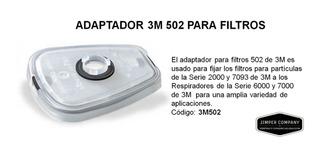 J Seg Cartuchos, Filtros, Adaptador, Prefiltro 3 M Seguridad