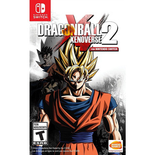 Dragon Ball Xenoverse 2 Nintendo Switch Nuevo Ya!!