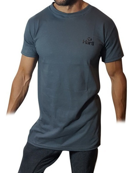 Id240 Remerón Largo Hartl Remera Suelta Casual Urbano