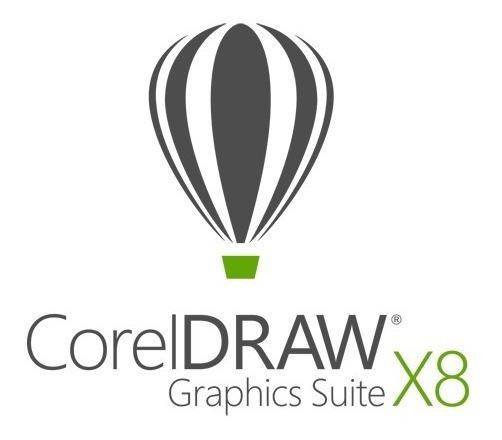 Cd Instalação C©rel Draw Graphics Suite X8 - 32 E 64 Bits