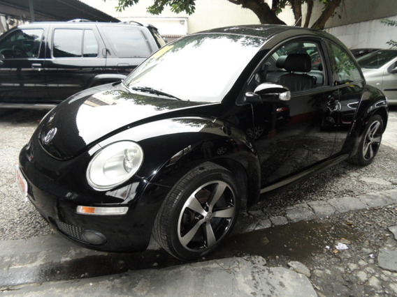 Vw / New Beetle 2.0 Mi 2008 Preto