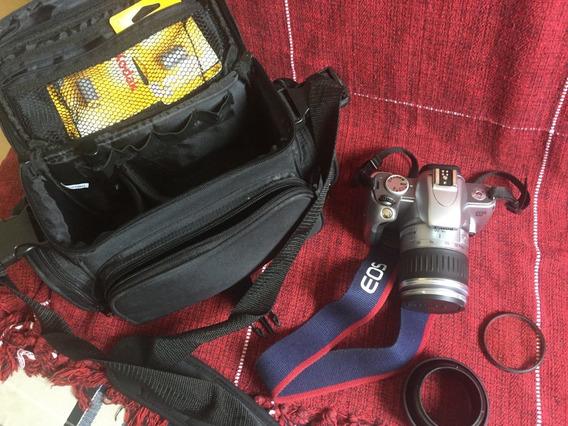 Canon Eos 300v Analógica Objetiva 28-90m F/4-5.6 Iii Slr Len
