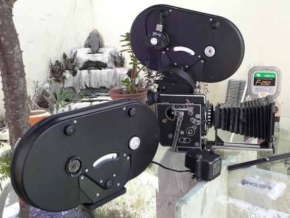 Filmadora Bolex Sbm 16mm