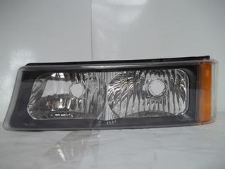 Cuarto Frontal Izquierdo Silverado Pickup 03-06