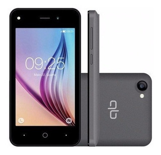 Smartphone Qbex Joy 8gb Dual Cinza