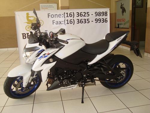 Suzuki Gsx-s 1000 Branco 2020