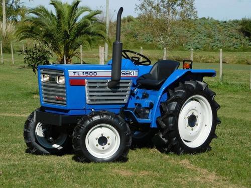 Tractor Iseki Tl1900 4x4