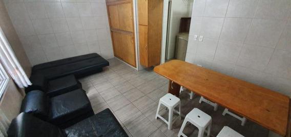Kitnet Em Jardim Real, Praia Grande/sp De 35m² À Venda Por R$ 98.000,00 - Kn254916