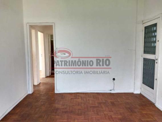 Muito Bom Apartamento De Frente Em Vista Alegre - Paap21829