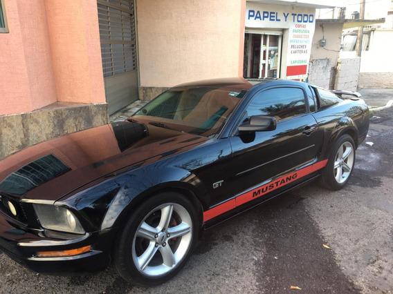 Ford Mustang 2006 6 Cilindros Papeles En Regla Y Todo Pagado
