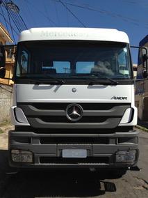 Mercedes 3344 K 6x4 Ano 2014/2014 (estado De Zero)