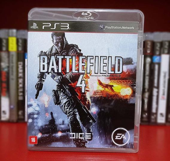 Battlefield 4 - Ps3 Mídia Física