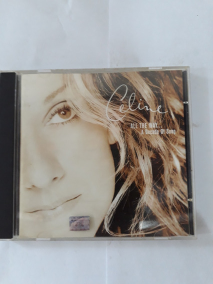Celine Dion- All The Way... A Decade Of Song (3319)