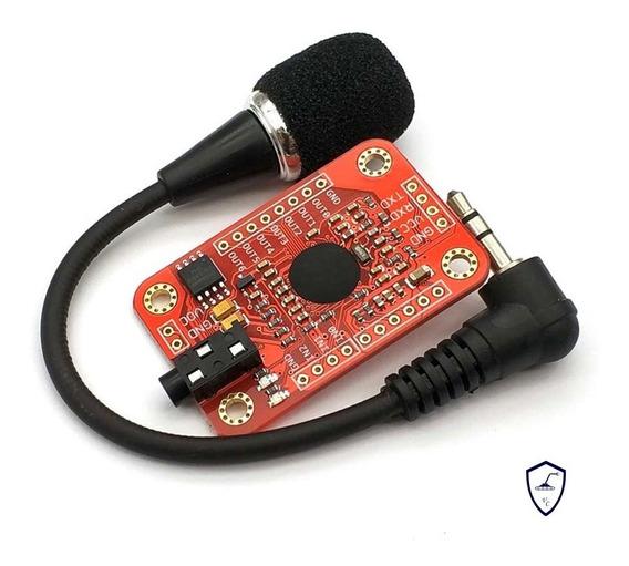 Módulo De Reconhecimento De Voz V3 - Arduino
