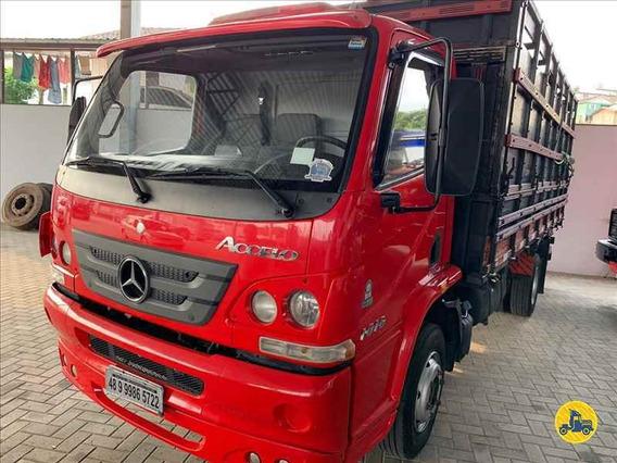 Mercedes Accelo 1016 2012 E Boiadeiro 5,5 M