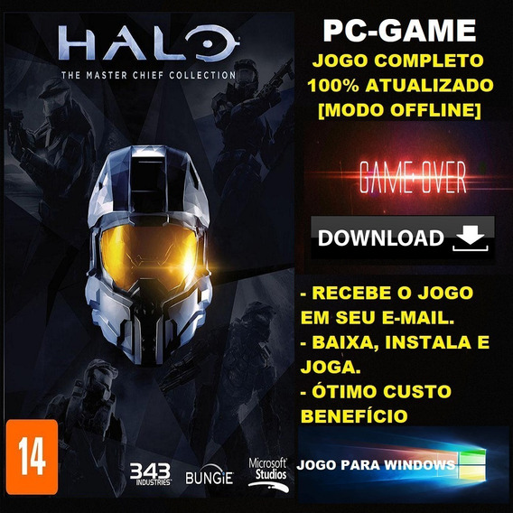 Halo The Master Chief Collection - Pc - Digital