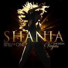 Shania Twain Cd Still The One Live From Vegas