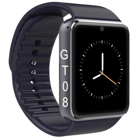 Smart Watch Android Smartwatch Gt08 Android Phone Call Relog