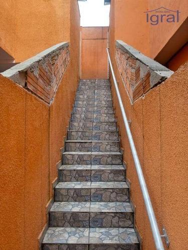 Imagem 1 de 30 de Casa Para Alugar, 30 M² Por R$ 900,00/mês - Vila Guarani (zona Sul) - São Paulo/sp - Ca1157