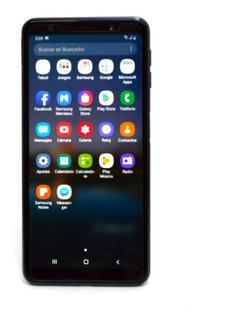 Telefonos Celulares Samsung Galaxy A7 2018 Liberado 64gb (g)