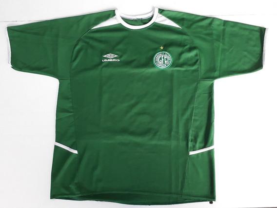 Camisa Camiseta Futebol Guarani Campinas Modelo 034