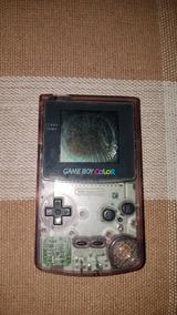 Game Boy Color Atomic Purple
