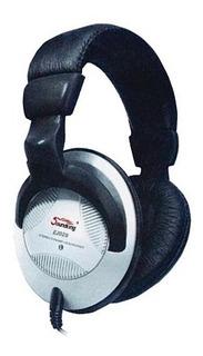 Auriculares Headphones Soundking Dj Over Ear Semi Abiertos