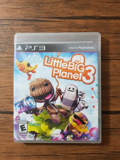 Little Big Planet 3 Playstation 3 Ps3 Buen Estado !!