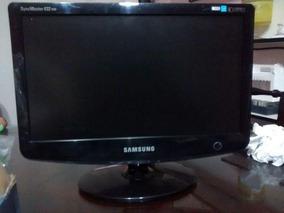 Display Monitor Samsung 632nw - Tela Perfeita Montada