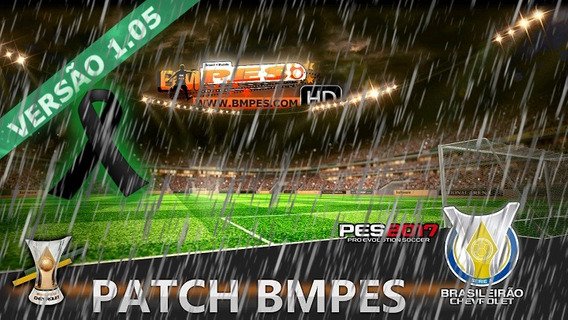 Pes 2017: Patch Bmpes 1.05 + Serial